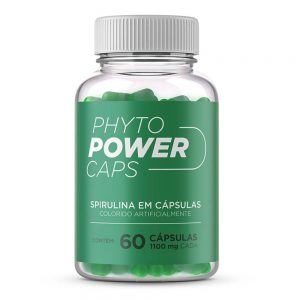 O que é Phyto power Caps